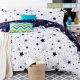 ซื้อ Bedding Cheap ผ้าปูที่นอน ชุดผ้านวม 6 ฟุต 6 ชิ้น รุ่น Ark507 ใหม่ล่าสุด