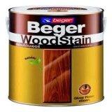 ซื้อ Beger Woodstain สีย้อมไม้เบเยอร์g 1902 สีไม้สักห้าดาว 1 กระป๋อง Beger ถูก
