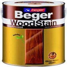 ขาย Beger Woodstainสีย้อมไม้เบเยอร์ G 1901 สีไม้สักทอง แกลอนใหญ่ เป็นต้นฉบับ