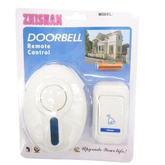BELL กระดิ่งไร้สาย กระดิ่งบ้าน กระดิ่งประตู กริ่งไร้สาย กริ่งประตูบ้าน มี 32 เสียงดนตรี [New]