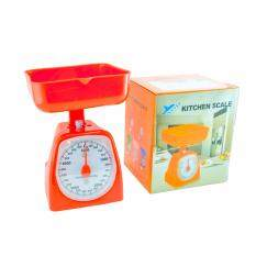 ขาย Best Deal Kitchen Scale เครื่องชั่งน้ำหนัก 5 Kg สีแดง ราคาถูกที่สุด