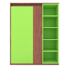 ส่วนลด Besta ตู้อเนกประสงค์ Lotte สีไม้สัก สีเขียว