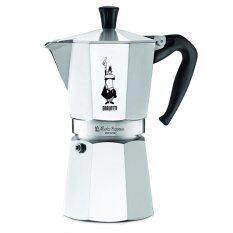 ขาย Bialetti หม้อต้มกาแฟ เครื่องชงกาแฟสด เครื่องชงกาแฟ เครื่องทำกาแฟสด ขนาด 9 ถ้วย รุ่น Moka Express Smartmall ผู้ค้าส่ง