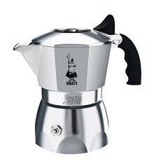 ขาย Bialetti หม้อต้มกาแฟ Moka Pot ขนาด 2 Cup รุ่น Moka Brikka Sliver กรุงเทพมหานคร ถูก