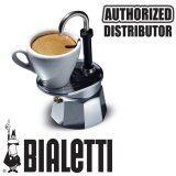 ขาย Bialetti หม้อต้มกาแฟรุ่น Mini Express ขนาด 1ถ้วย Bl 0001281 สีเงิน Bialetti ผู้ค้าส่ง