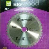 โปรโมชั่น Bigwood ใบเลื่อยวงเดือนตัดไม้ 8 40ฟัน ใบเลื่อยตัดไม้คุณภาพสูง ราคาส่ง