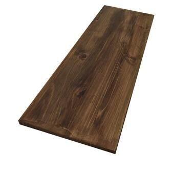 BIH แผ่นไม้(ไม้จริง) ขนาด กว้างxยาวxหนา30x90x2 cm