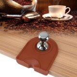 Black Multi Function Thicken Anti Skid Coffee Tamper High Quality Silicone Material Mat Black Intl จีน