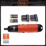 ซื้อ Black Decker สว่านไขควง A7073 6V Black Decker ถูก