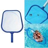 ซื้อ Blue Swimming Pool Spa Leaf Net Skimmer Rake Ultra Durable Mesh Poor Supply Intl ออนไลน์ จีน