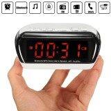 ขาย Bluetooth Digital Alarm Clock With Speaker Led Display Fm Radio Mp3 Player Tf Intl Unbranded Generic เป็นต้นฉบับ