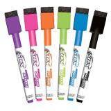ขาย Board Dudes Bddddm77 ปากกาเมจิก Srx Magnetic Dry Erase Markers Assorted Colors 6 Pack Board Dudes ถูก