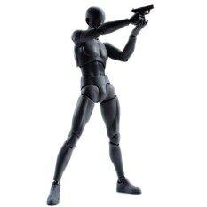 ราคา ร่างกายจังและ Kun ตุ๊กตาชายหญิง Dx ชุดรูปแบบการเคลื่อนย้ายได้ Pvc รูปแบบ นานาชาติ Unbranded Generic เป็นต้นฉบับ