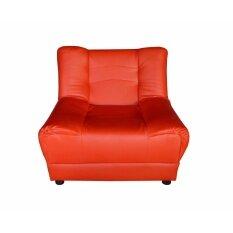 ราคา Bofa โซฟาปรับนอน Kids 1 ที่นั่ง Bc024 17 Pd 1311 สีแดง กว้าง80 ยาว80 สูง78 ซม Bofa เป็นต้นฉบับ