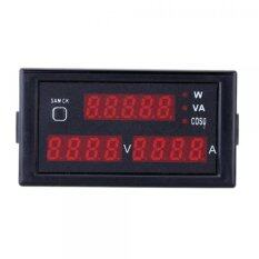 ราคา Bolehdeals Ac200 450V 100A Digital Led Current Voltage Tester Power Factor Detection Intl Bolehdeals ใหม่