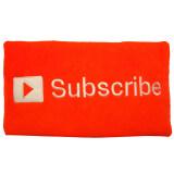 ราคา Bolehdeals Rectangle Word Subscribe Pillow Sofa Back Cushion Office Nap Bolster Orange Intl Bolehdeals ออนไลน์