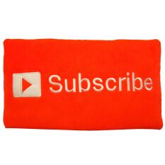 ขาย Bolehdeals Rectangle Word Subscribe Pillow Sofa Back Cushion Office Nap Bolster Orange Intl จีน