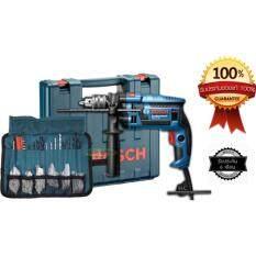 ขาย Bosch สว่านกระแทกไฟฟ้า 16 มม ยี่ห้อ Bosch รุ่น Gsb 16 Re Promo Set Bosch