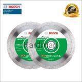 ราคา ราคาถูกที่สุด Bosch ชุดใบตัดเพชร 4 บ็อช Eco Ceramic จำนวน 2 ใบ