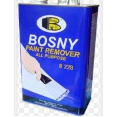 ขาย ซื้อ ออนไลน์ Bosny น้ำยาลอกสี Paint Remover ขนาด 3 5Kg