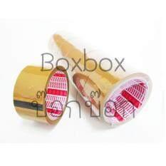 ราคา Boxbox Opp Tape เทปน้ำตาล 6 ม้วน Boxbox เป็นต้นฉบับ