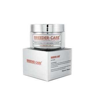 BREEDER-CARE™ PROFESSIONAL EYE GROOMING POWDER (2 OZ) - แป้งป้องกันคราบน้ำตา แป้งลดคราบน้ำตา แป้งกรูมมิ่งสัตว์เลี้ยง ขนาด 2 oz - 1 กระปุก-