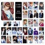 ขาย Bts Bangtan Boys You Never Walk Alone Jungkook Album Lomo Cards New Fashion Self Made Paper Photo Card Hd Photocard Lk484 Intl