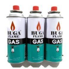 แก๊สกระป๋องใหญ่375ml (แพ็ค3กระป๋อง)  .