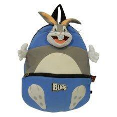 ขาย กระเป๋าเป้ Bugs Bunny สีฟ้า Looney Tunes ออนไลน์