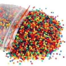โปรโมชั่น Bulk Of 6000 Beads 100G Mixed Water Beads Water Growing Balls For Vase Filler Wedding Home Decoration Plants Kids Color Recognition Intl Vococal