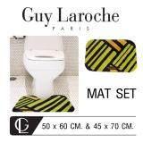ขาย พรมชุดสำหรับห้องน้ำ By Guylaroche Acrylic 023Gy Mat Set Guy Laroche เป็นต้นฉบับ