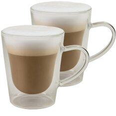 By Scanproducts แก้วกาแฟผนัง 2 ชั้น รุ่น Double Wall 2 Thermo ขนาด 35 Cl 2 Pcs เป็นต้นฉบับ