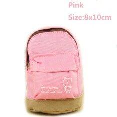 ผ้าใบกระเป๋าเป้สะพายหลังมินิดอกไม้ผู้หญิงผู้หญิงเด็กผู้หญิงกระเป๋าเหรียญราคาถูก - นานาชาติ.