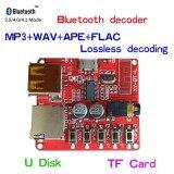 ราคา ราคาถูกที่สุด Car Bluetooth 4 1 Mp3 Wav Decoding Board Speaker Amplifier Audio Receiver Module Support Usb Tf U Disk Intl