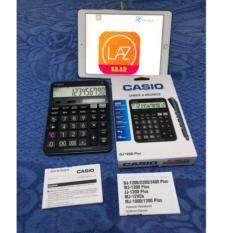 Casio เครื่องคิดเลข ตั้งโต๊ะ รุ่น Dj 120D Plus Black ใน กรุงเทพมหานคร