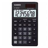 ขาย Casio เครื่องคิดเลข ตั้งโต๊ะ แบบพกพา หน้าจอ 8 หลัก รุ่น Sl 300Nc Bk สีดำ ออนไลน์ ใน ไทย