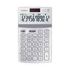 ราคา Casio Jw 200Tw We 12 Digit Calculator Gt Dual Power White Casio เกาหลีใต้