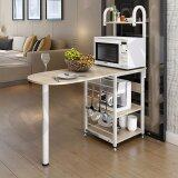 ขาย ซื้อ Cassa โต๊ะบาร์ โต๊ะกินข้าว พร้อมชั้นวางของ ประหยัดพื้นที่ ในห้องครัว รุ่น216 W1 Yw ใน กรุงเทพมหานคร