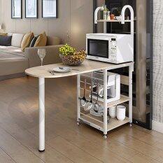 ขาย Cassa โต๊ะบาร์ โต๊ะกินข้าว พร้อมชั้นวางของ ประหยัดพื้นที่ ในห้องครัว รุ่น216 W1 Yw Cassa ผู้ค้าส่ง