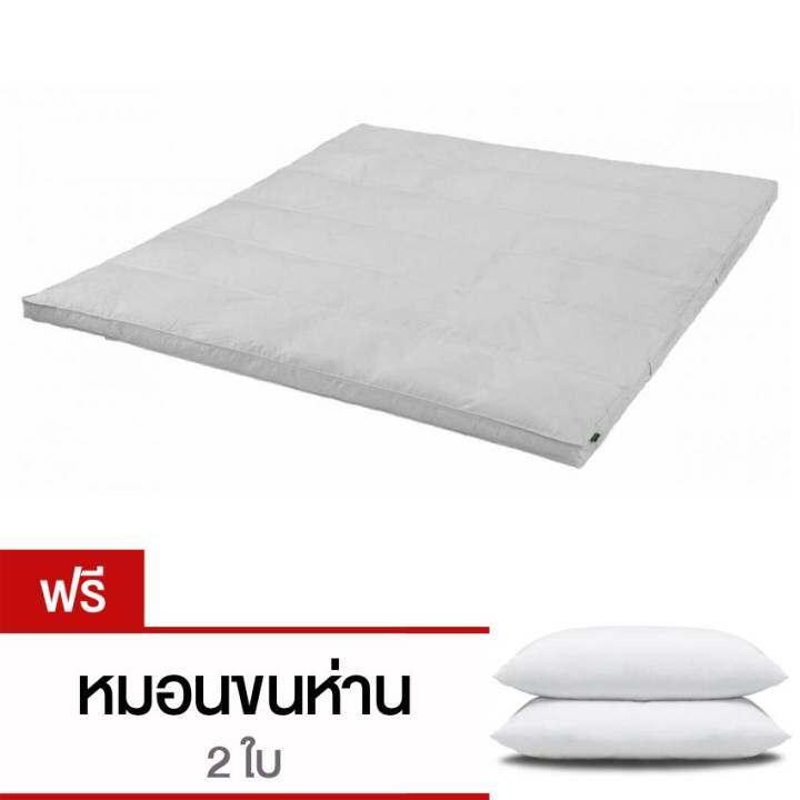 CB Cotton Topper เบาะรองนอนขนแกะเทียมจากญี่ปุ่น กันไรฝุ่นและเชื้อรา