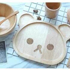 ขาย ซื้อ จานไม้ ถาดไม้ หมีโคอล่า เล็ก 6X8 ใน กรุงเทพมหานคร