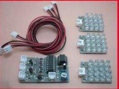 ขาย Cd4017 Ne555 Strobe Module Electronics Production Suite Diy Kits Electronic Diy Learning Suite Intl Unbranded Generic ถูก
