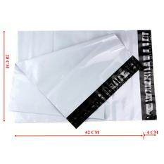 ซื้อ ซองไปรษณีย์พลาสติกสีขาว ขนาด 28X42 Cm 100 ใบ Postplaza เป็นต้นฉบับ