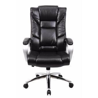 Chailai Store เก้าอี้สำนักงาน เก้าอี้ทำงาน เก้าอี้ผู้บริหาร เก้าอี้บอส เบาะหนัง เกรดพรีเมี่ยม นั่งสบ-