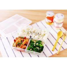 ทบทวน ที่สุด Chanee กล่องถนอมอาหาร กล่องข้าว 3 ช่อง จากญี่ปุ่น เข้าไมโครเวฟได้