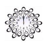ทบทวน Chanee Crystal Watch Black นาฬิกาแขวนผนังประดับคริสตัล สไตล์ยุโรป