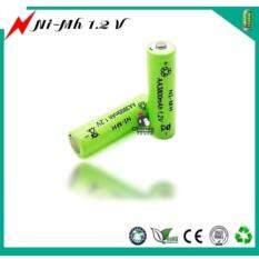 ขาย Chanee Ni Mh Battery Solar Cell Aa 3800 Mah 1 2V แบตเตอรี่โซล่าเซลล์ 2 ก้อน ถูก กรุงเทพมหานคร