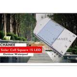 ขาย Chanee โคมไฟพลังงานแสงอาทิตย์ โซล่าเซลล์ 15 Led พร้อมขายึด เเสงขาว ผู้ค้าส่ง