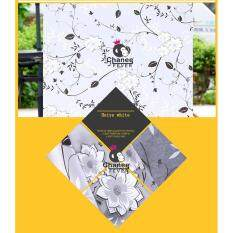 ราคา Chanee Pvc Wonder Sticker สติกเกอร์ติดกระจก มีกาวในตัว 90X200 Cm Black Dolly ที่สุด