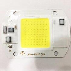 ราคา ชิปสปอร์ตไลท์ หลอดสปอร์ตไลท์ Led 20W แสงสีขาว 220V Unbranded Generic